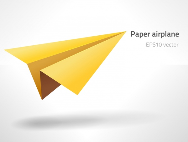 Paper Planes Vector Free In Encapsulated PostScript Eps