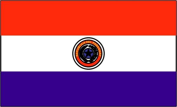 bandera paraguay free vector download  18 free vector  for