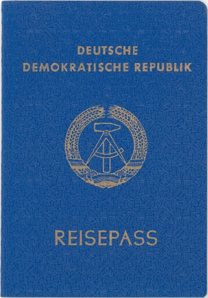passport defective items once ddr