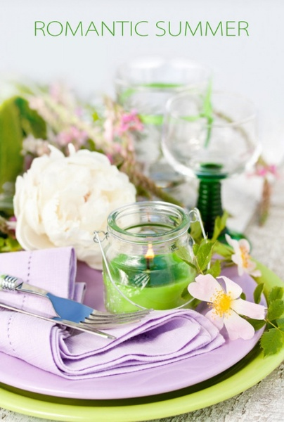 pastoral style tableware image 02 hd picture