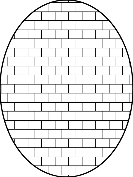 Pattern Brick Outline Free Vector In Open Office Drawing Svg