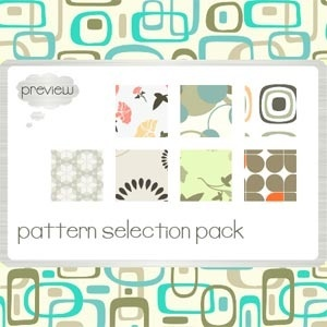 pattern selection pack