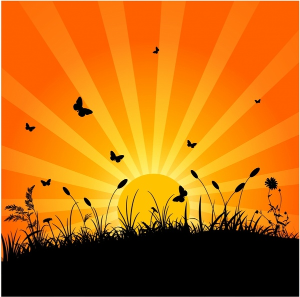 Sunset Free Vector Download 282 Free Vector For