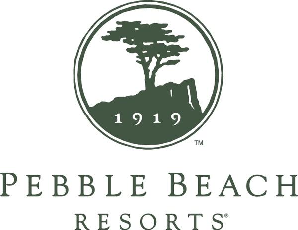 Pebble Beach Resorts Free Vector 75 29kb