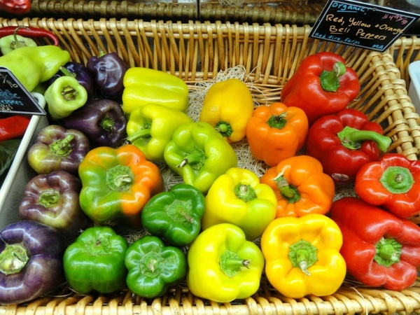 peppers food produce