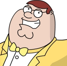 Peter Griffen Tux zoomed 2