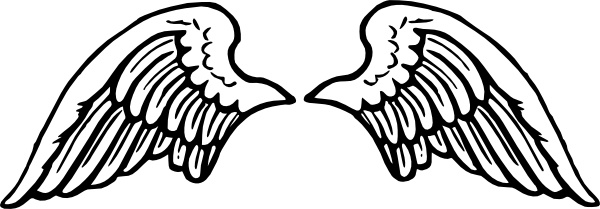 peterm angel wings clip art free vector in open office drawing svg rh all free download com angel wings clipart png angel wings clipart