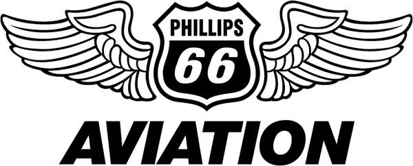 Phillips 66 Aviation Free Vector In Encapsulated Postscript Eps
