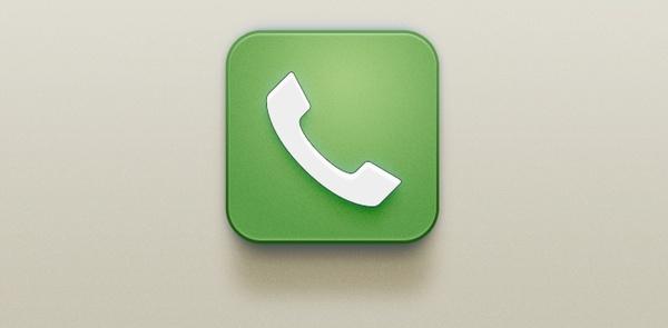 Phone iOS Icon