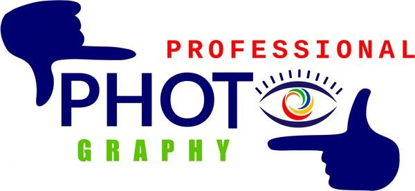 photographic advertisement eye fingers design on white background