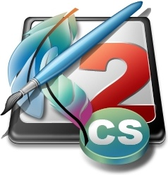 Photoshop cs2 logo Free icon in format for free download 73 77KB