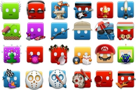 Picnic Icons icons pack