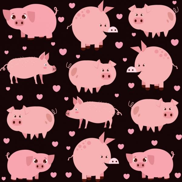 Unduh 70 Wallpaper Lucu Babi HD Paling Keren