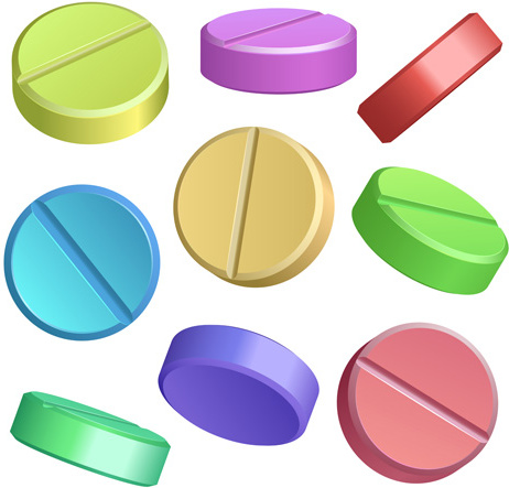 how to put birth control pills in the container