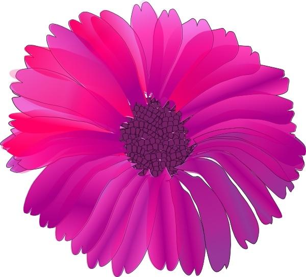 Pink flower clip art free vector in open office drawing svg g pink flower clip art free vector 41798kb mightylinksfo