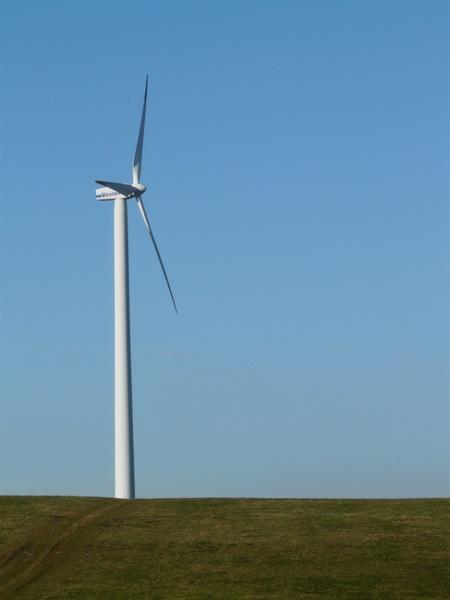 pinwheel wind turbine wind energy