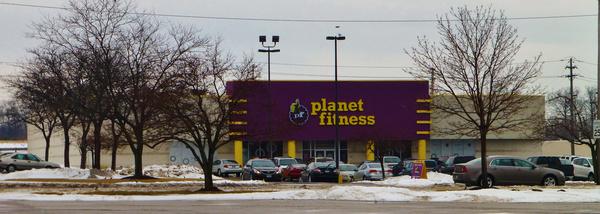 planet fitness parma