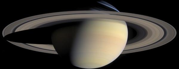 planet saturn saturn's rings
