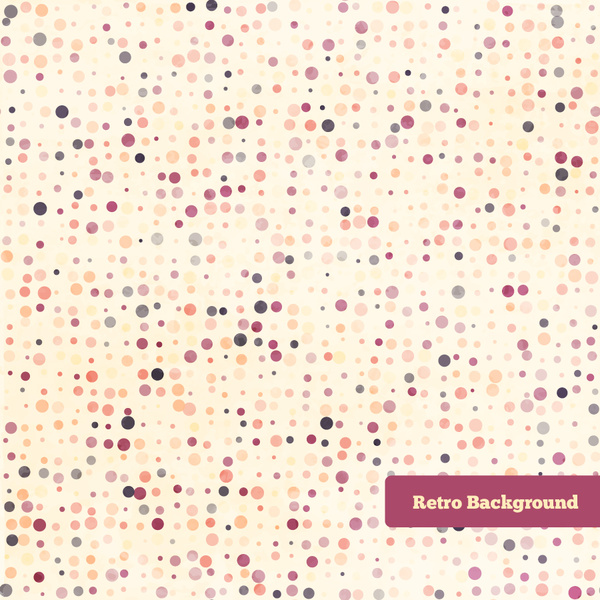 Polka Dot Design Templates