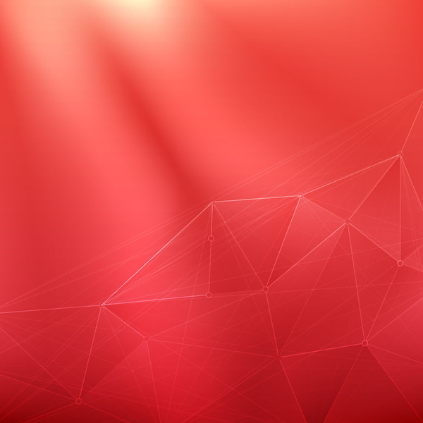 Purple Polygonal Abstract Background: Red Purple Polygon Abstract Background Design Free Vector