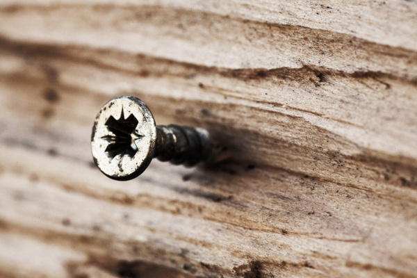pozidriv head screw
