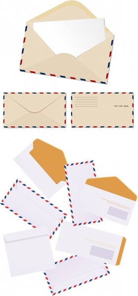 practical envelope vector
