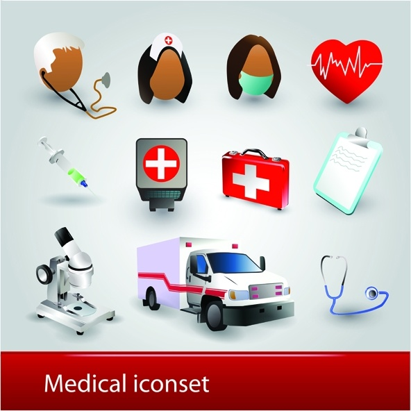 practical related graphics vector hospital