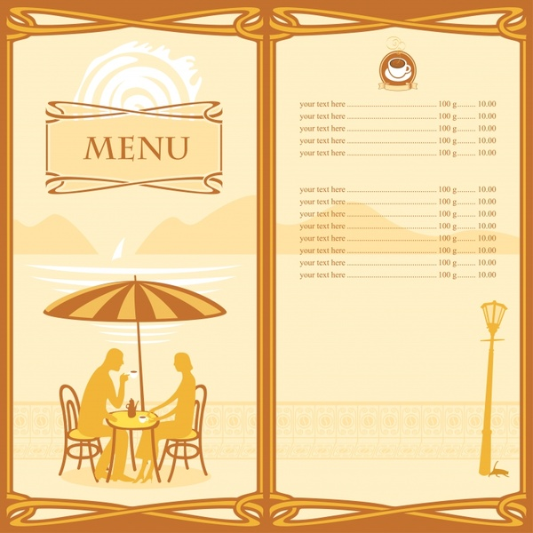 price tag vector cartoon menus free vector in encapsulated