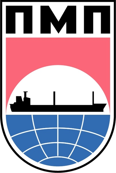 Prisco primorsk shipping corporation Free vector in Encapsulated