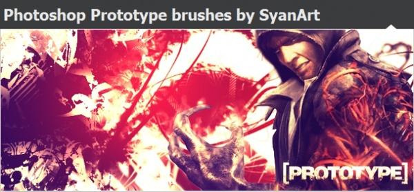 Prototype Brushes
