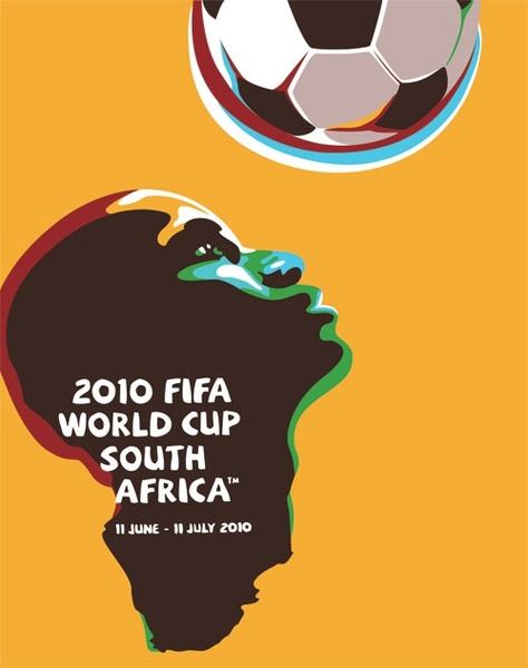 psd of the 2010 world cup in south africa