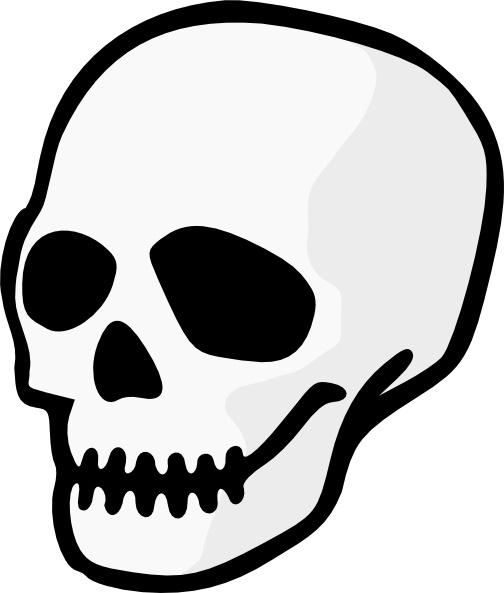 purzen skull clip art free vector in open office drawing svg svg rh all free download com clip art skull and crossbones clip art skulls free