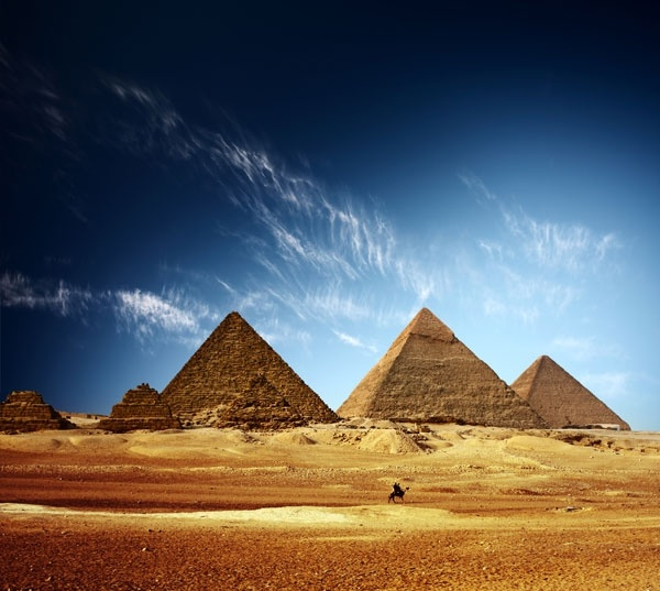 pyramid landscape 02 hd pictures