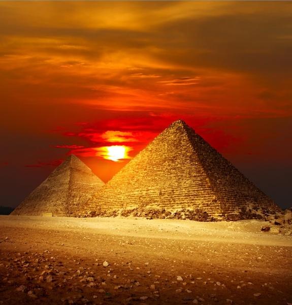 pyramid landscape 03 hd picture