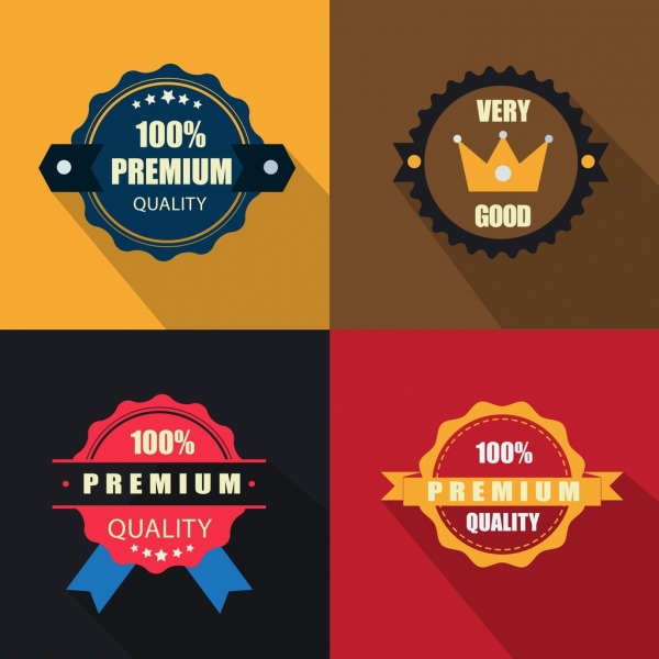 Collection Of Vector Icons Of Quality Assurance Stock ...