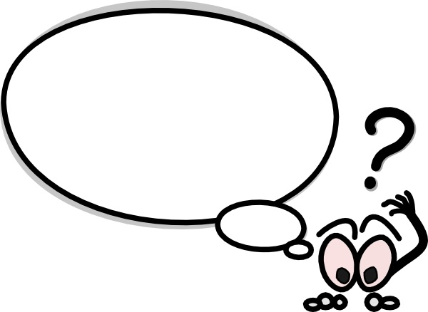 Question Callout Clip Art Free Vector In Open Office Drawing Svg