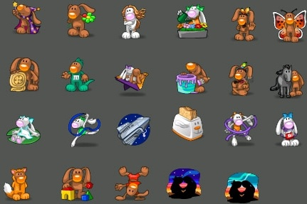 Rabbit  XP Icons icons pack