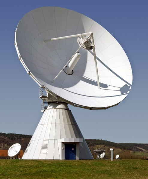 radar radar dish earth station