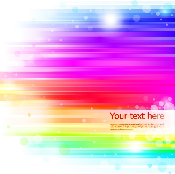 abstract background colorful sparkling bokeh lights decor