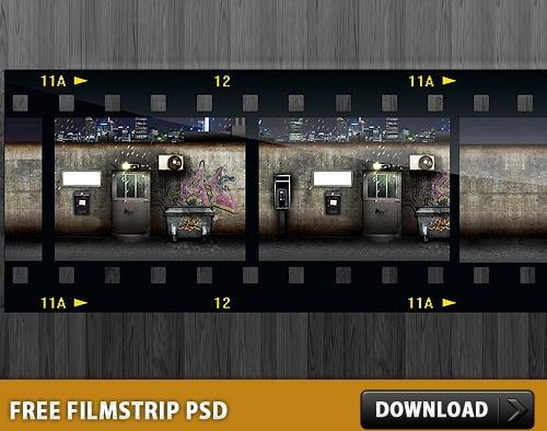 Realistic Film in PSD