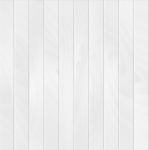 realistic white wooden board background