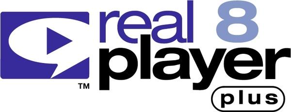 Realplayer 8 plus Free vector in Encapsulated PostScript eps