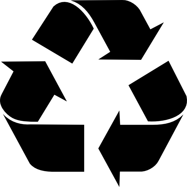 recycling symbol clip art free vector in open office drawing svg rh all free download com plastic recycling symbol vector recycling symbol vector free