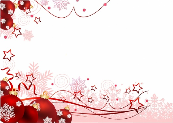 red christmas background - Red Christmas Background