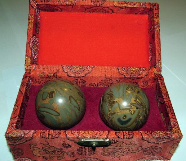 reflexology balls
