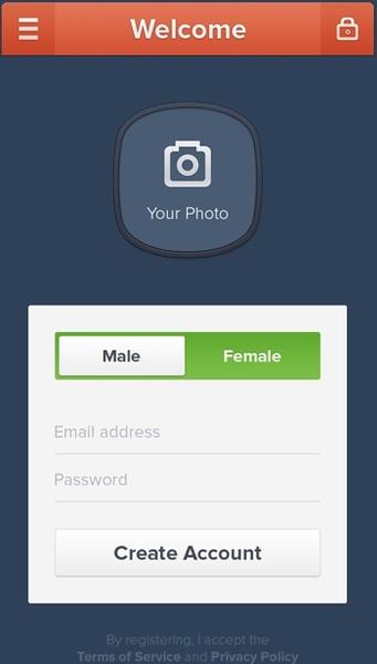 Register UI