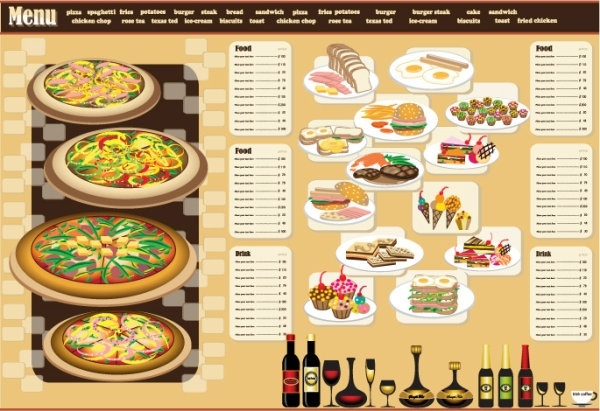 Restaurant free vector download for