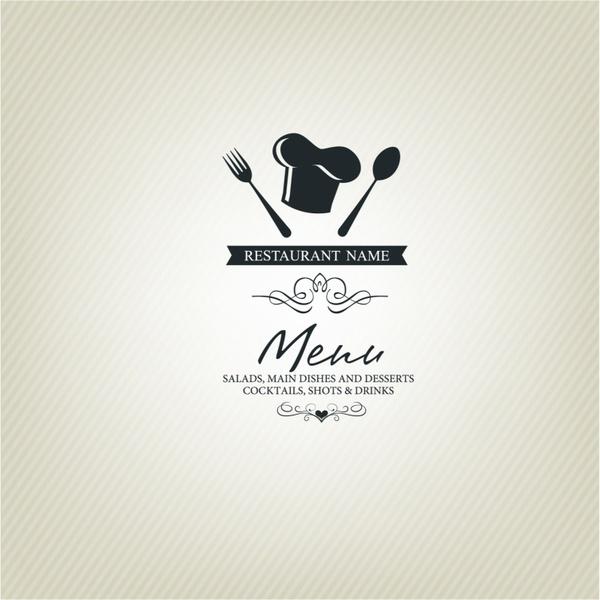 restaurant menu design free vector in adobe illustrator ai ai