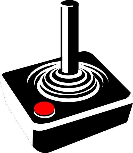 joystick atari free vector download (22 free vector) for commercial use.  format: ai, eps, cdr, svg vector illustration graphic art design  all-free-download.com