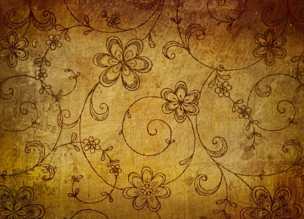 retro pattern background highdefinition picture